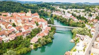 Novo mesto - vacances famille slovenie terra balka