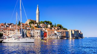 Rovinj istrie - vacances sur mesure croatie europe