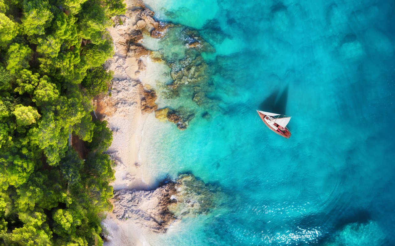 Vacances en voiler dans l'Adriatique - Circuits sur mesure Croatie Europe