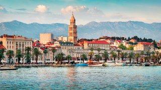 Un long weekend à Split