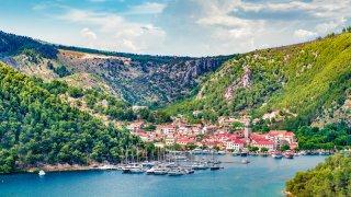 Voyage Famille Parc de la krka - circuits sur mesure Croatie Europe