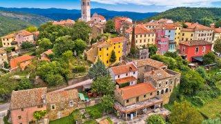 Oprtalj istrie - vacances sur mesure croatie europe