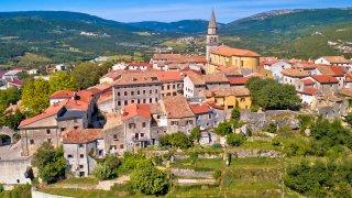 Buzet - circuits sur mesure Croatie Europe