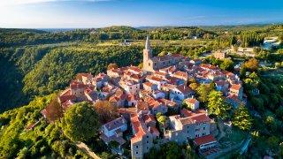 Groznjan istrie - Circuits sur mesure Croatie europe
