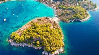 pâques korcula dalmatie - croatie europe terra balka