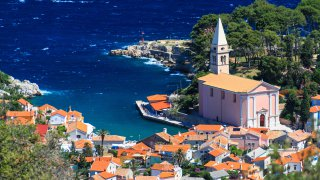 adriatique croatie ile losinj