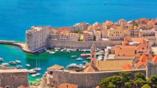 Dubrovnik site unesco - Circuits sur mesure Croatie Europe