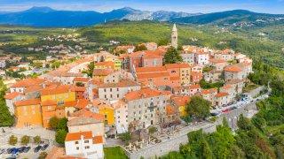Voyage Famille Labin - circuits sur mesure Croatie Europe