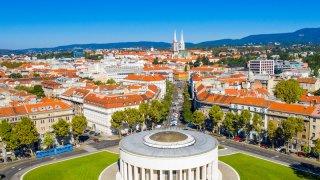 pavillon mestrovic zagreb - vacances sur mesure croatie europe