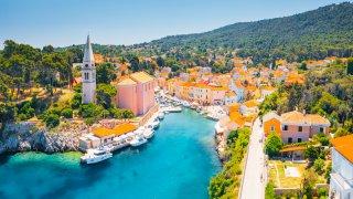 Ile de Losinj - Circuits sur mesure Croatie europe