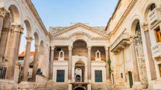 Split et la Dalmatie Centrale