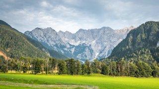 Lac jezersko - vacances slovenie europe terra balka