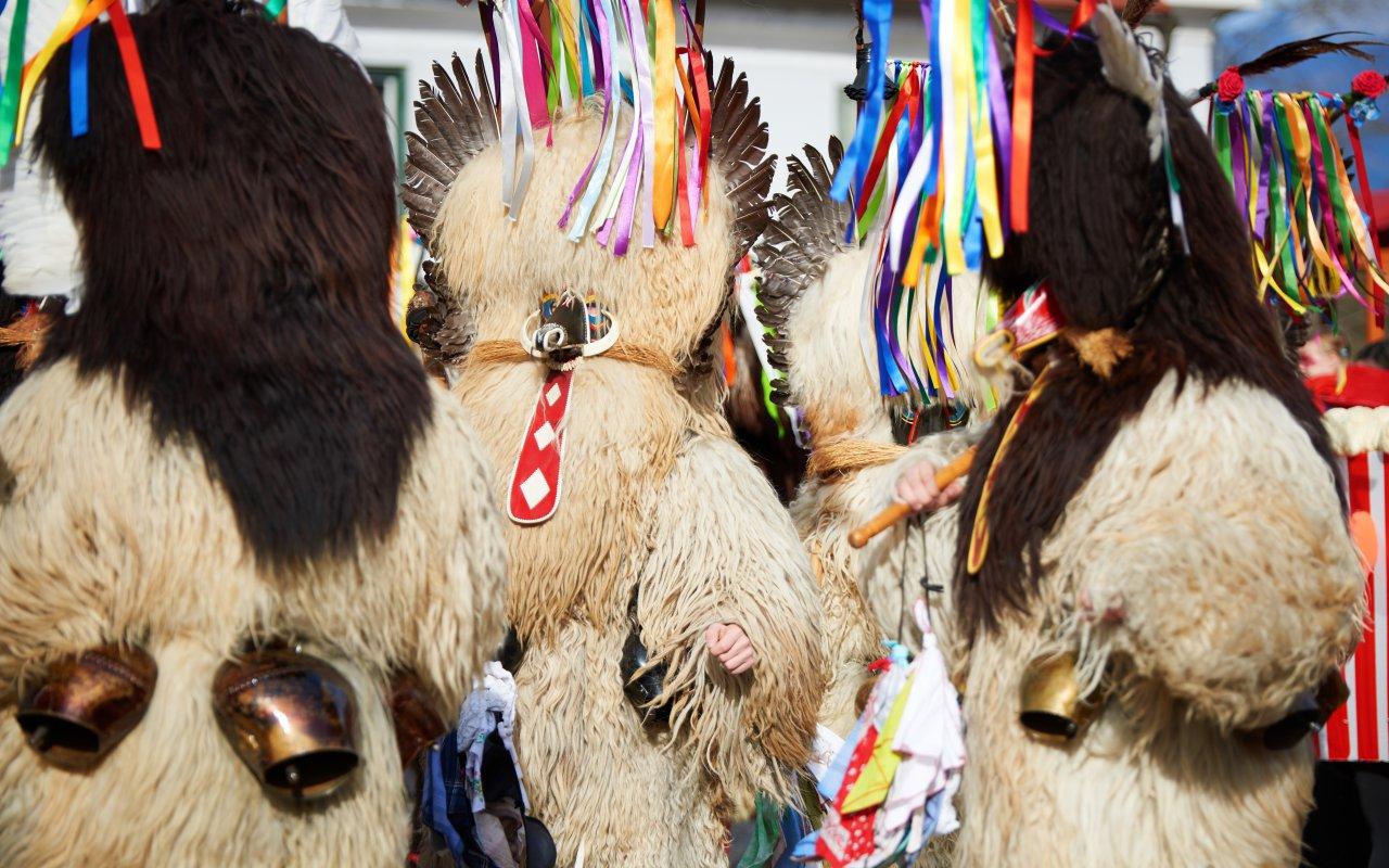 Carnaval de Ptuj Kurent - Circuits sur mesure Slovénie Europe