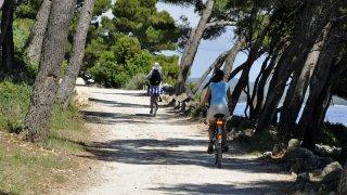 Vélo itinérant Croatie