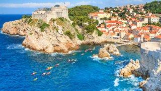 Kayak a dubrovnik - vacances sur mesure croatie europe