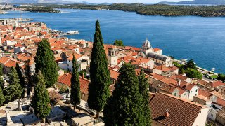 Sibenik Unesco - circuits d'exception Croatie Europe