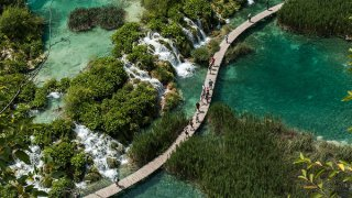 Parc national de Plitvice - Circuits sur mesure Croatie Europe