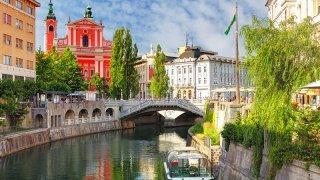 Ljubljana capitale - Alpes juliennes Lac de Bohinj - vacances famille sur mesure Slovénie Europe