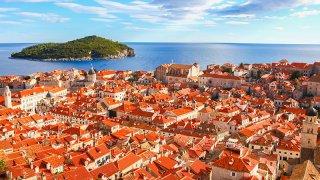 Dubrovnik site unesco - vacances famille croatie terra balka