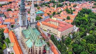 Zagreb et la Croatie Centrale