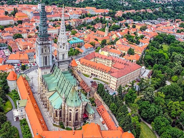 ZAGREB & LA CROATIE CENTRALE