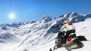 Motoneige - circuits aventure Monténégro Europe