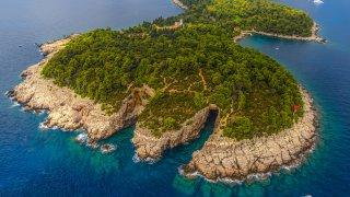Ile de Lokrum - vacances sur mesure croatie europe