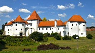 Chateau a varazdin - Circuits sur-mesure en Croatie europe