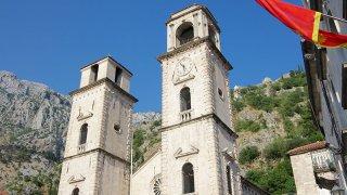 Cathédrale de Kotor Baie de kotor - Circuits sur mesure Monténégro Europe