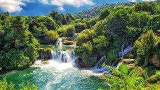 croatie parc national de krka