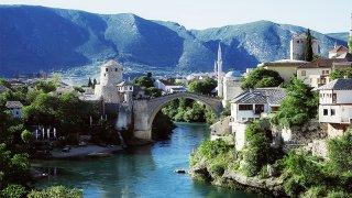 Mostar - circuits culturels et historiques Bosnie