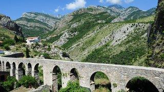 stari bar - vacances famille montenegro