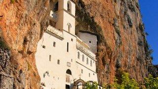 Monastere ostrog - vacances famille montenegro