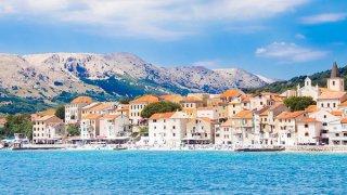 Adriatique croatie ile de krk