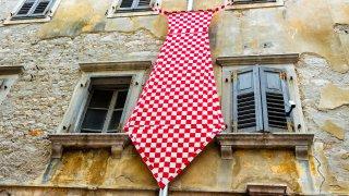 fun fact croatie atypique cravate tie- Terra Balka voyages Croatie