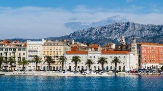 Split Palais diocletien - circuits d'exception Croatie Europe