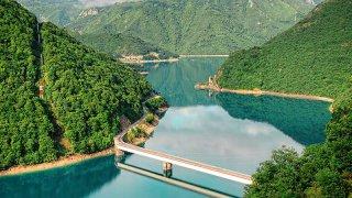 Lac Piva - Circuits sur mesure Montenegro