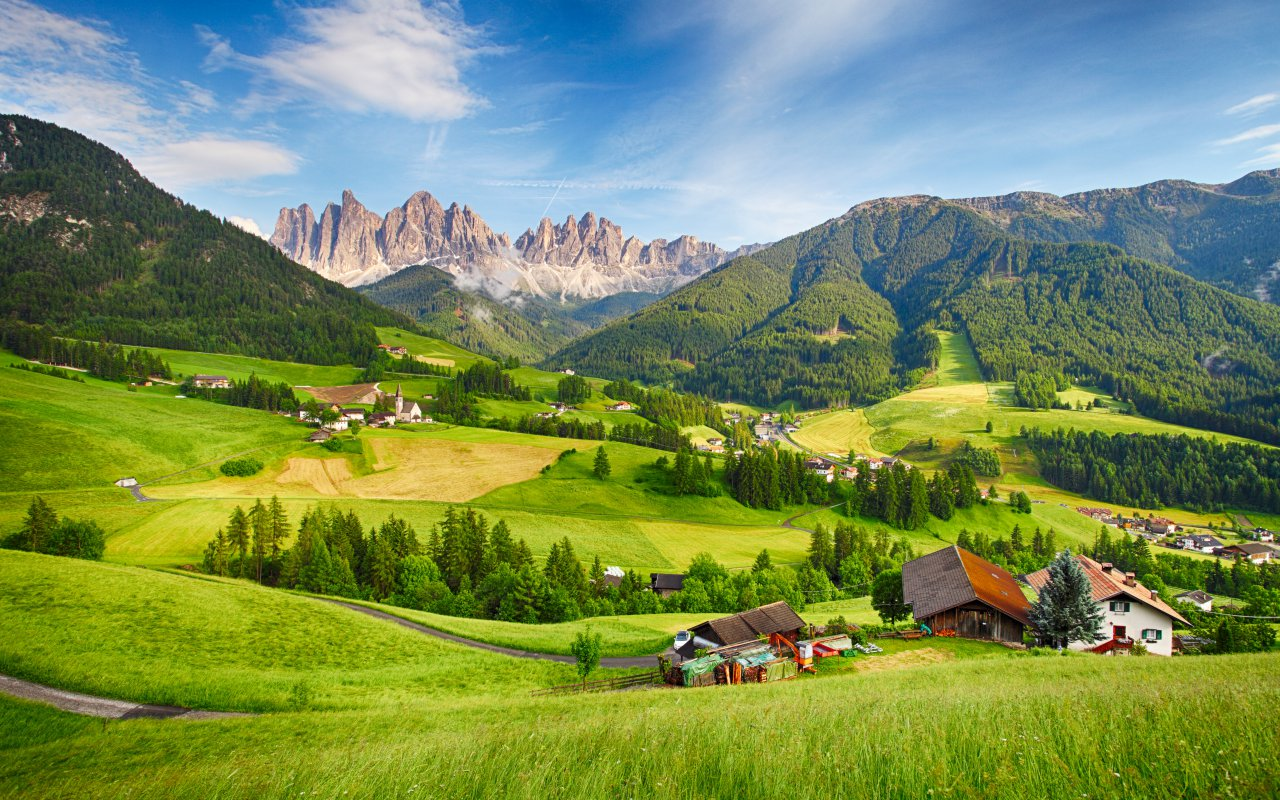dolomites trekking - italie du nord
