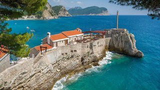 Petrovac cote adriatique - vacances sur mesure montenegro