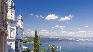 Opatija - vacances d'exception Croatie Europe