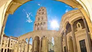 VIlle de Split site UNESCO Croatie