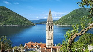 Perast baie de kotor - circuits d'exception Montenegro Europe