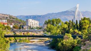 Podgorica capitale - Vacances en famille sur mesure montenegro