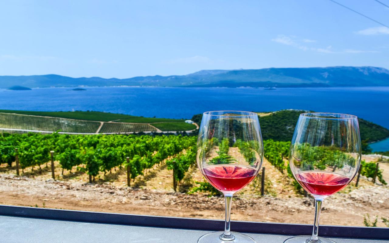 Oenotourisme Dégustation vins - circuits sur mesure Croatie Europe