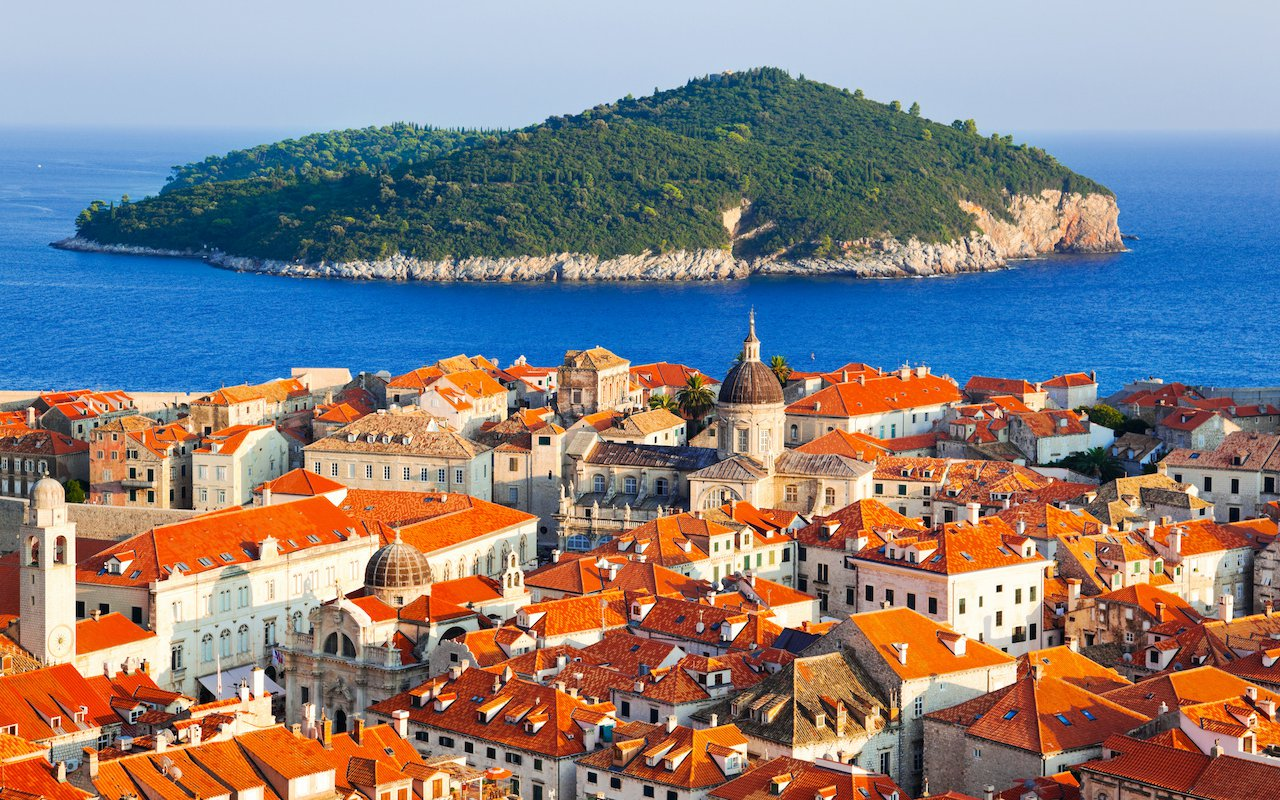 dubrovnik site unesco - vacances sur mesure croatie europe