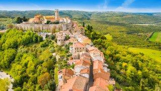 Motovun istrie - Vacances en famille sur mesure croatie europe