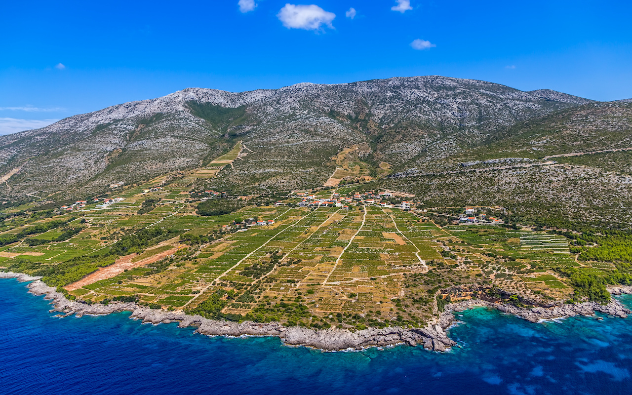 Péninsule de Peljesac vignobles - circuits sur mesure Croatie Europe