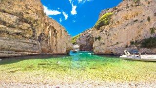 En privé – Exploration des Cités Antiques et Îles de Dalmatie