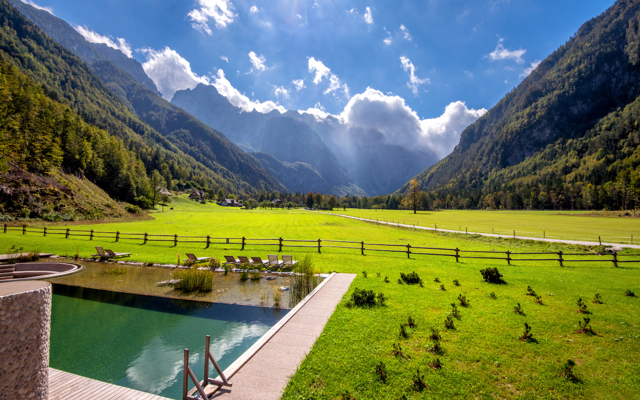 Logarska dolina - vacances famille slovenie terra balka
