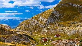 Terres Sauvages du Monténégro